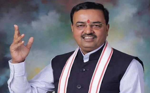 Gujarat elections will prove who is 'jabardast neta' and who is 'jabardasti ka neta', says UP deputy CM. (File Photo)