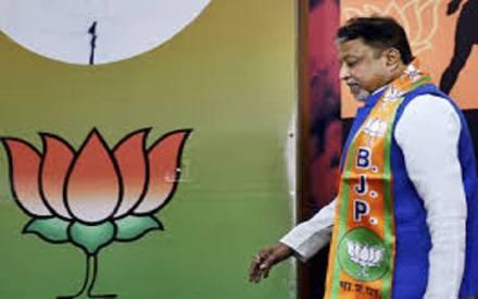 Mukul Roy is a 'traitor', says Trinamool Congress' youth