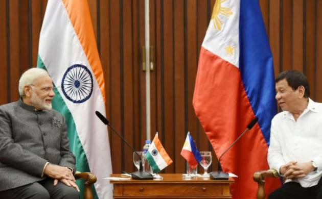 Philippines President Rodrigo Duterte holds bilateral talks with PM Modi, says want good relationship with India