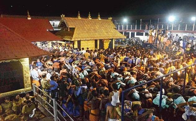 It should be noted that 'Lord Aiyappa Temple' attracts large number of devotees from across India and also the world (Photo-PTI)