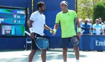 Leander Paes, Purav Raja clinch men's doubles title at Knoxville Challenger tournament