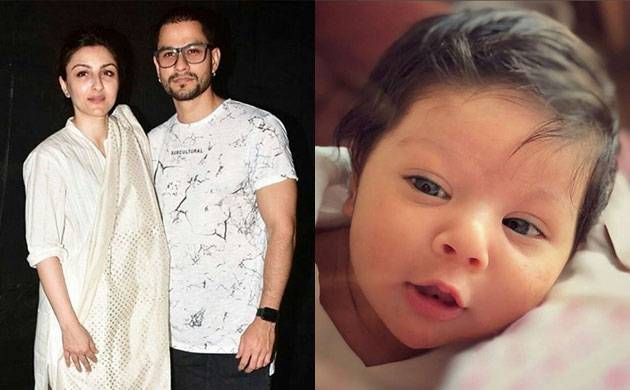 Kunal Kemmu shares first picture of his 'little munchkin' Inaaya Naumi on Children's Day (see pic)
