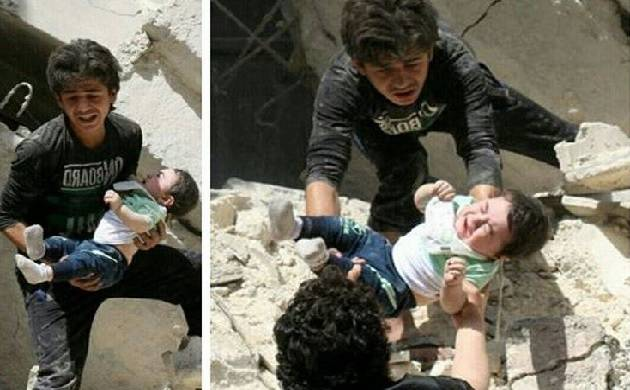 Over 400 killed, thousands injured in deadly Iraq-Iran earthquake of 7.3 magnitude (Pic Ctsy: Twitter handle @TruTawar)