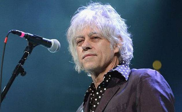 Bob Geldof is lead singer of the world-renowned Irish rock band The Boomtown Rats (File)