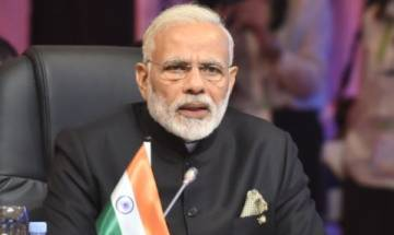 PM Modi sends subtle message to China, says India support rules-based security architecture