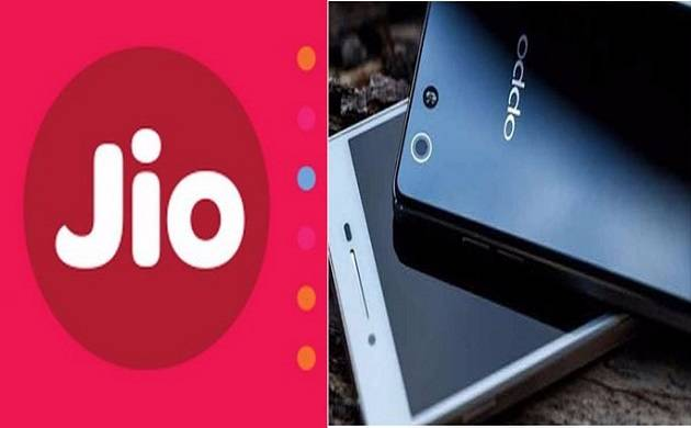 Reliance Jio partners with Oppo smartphones, offering up to 100GB 4G additional data on multiple recharges of 309 and above