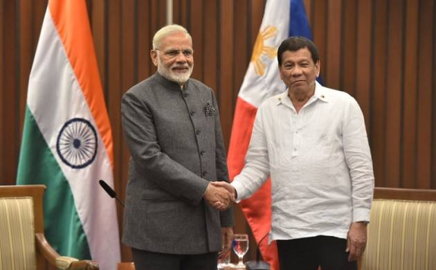 India signs 4 MoUs with Philippines after 'productive' Modi-Duterte talks