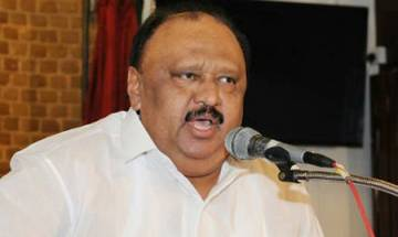 Kerala Minister Thomas Chandy resigns after facing land encroachment allegations