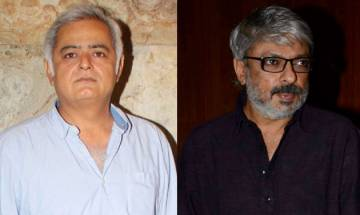 Padmavati row: Hansal Mehta sympathises with Sanjay Leela Bhansali, says 'I feel sorry for him'