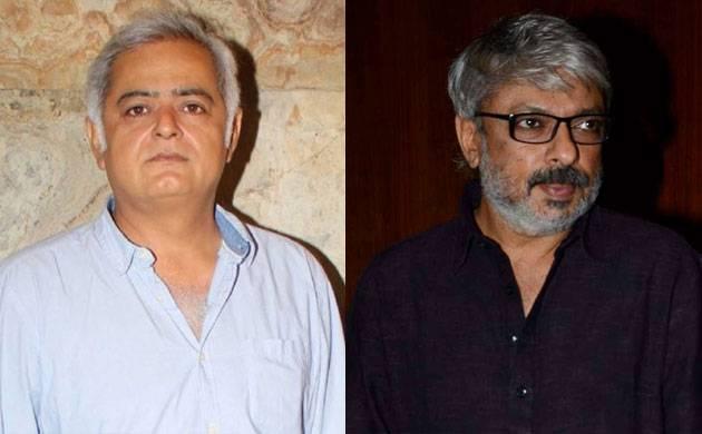 Padmavati row: Hansal Mehta sympathises with Sanjay Leela Bhansali, says 'I feel sorry for him'