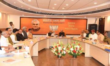 Gujarat Assembly Elections 2017: BJP discusses poll candidates at CEC  meet, says will declare names at 'appropriate time'