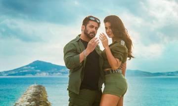 Tiger Zinda Hai: Salman Khan-Katrina Kaif shake a leg together in a peppy number after 5 years
