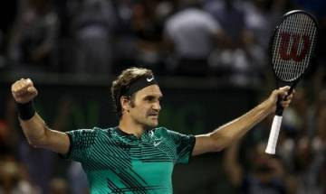 ATP World Tour Finals: Roger Federer overcomes Alexander Zverev's strong challenge to book semi-final berth