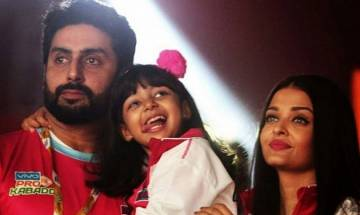 As Aaradhya turns 6, Amitabh Bachchan shares adorable picture of his grand-daughter