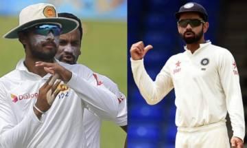 India vs Sri Lanka : Suranga Lakmal wreaks India's top order as 'Men-in-Blue' lose 3 wickets on rain-marred day