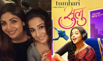 Tumhari Sulu: Shilpa Shetty reviews Vidya Balan starrer and here's what she has to say