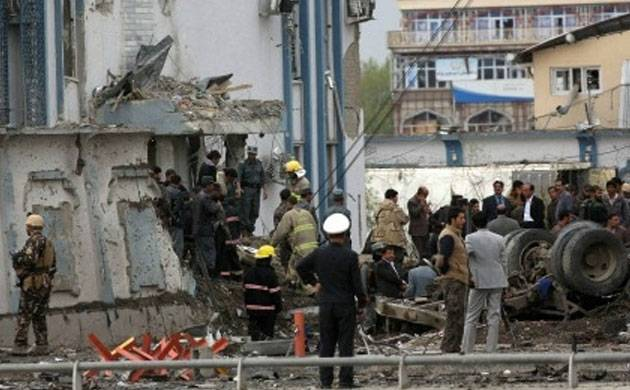 Afghanistan: 9 killed in suicide attack in Kabul