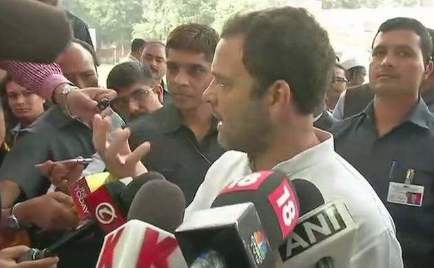 Why no questions to Modi on Rafale deal, Rahul Gandhi asks media