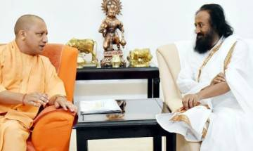 UP CM Adityanath on Sri Sri Ravishankar's efforts: Everyone knows where talks would lead to