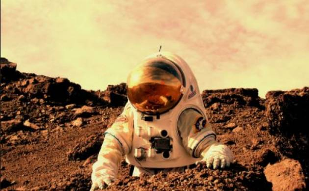 Empower astronauts on Mars? NASA is testing space nuclear reactor