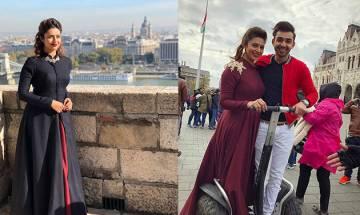 Ye Hai Mohabbatein: Actress Divyanka Tripathi mobbed on Budapest streets