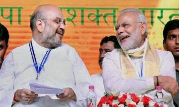 Moody's rating upgrade a vindication of Modi's good governance, reform process: Amit Shah