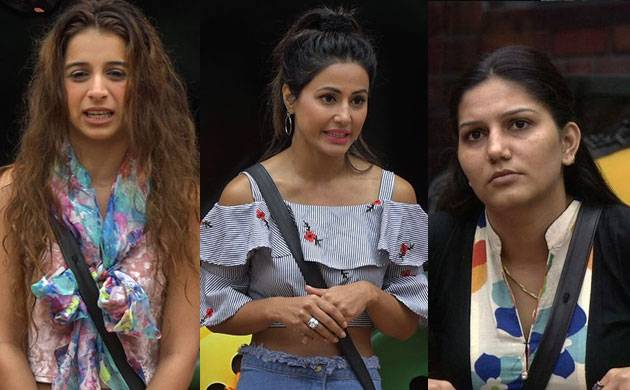 Bigg Boss 11: NOT Hina Khan, but THIS contestant to leave the house this week