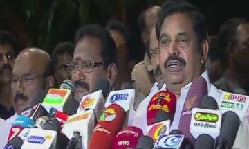 Tamil Nadu CM Palaniswami on I-T raids: Sasikala's wrong doing brings bad name for party