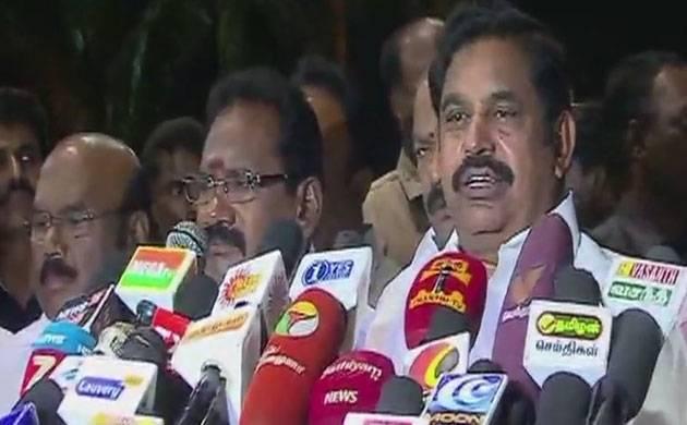 TN CM on I-T raids: Sasikala's wrong doing brings bad name for party (Source: ANI)