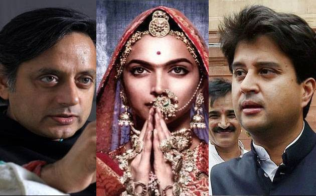 How 'Padmavati' row led to feud between two top Congress leaders