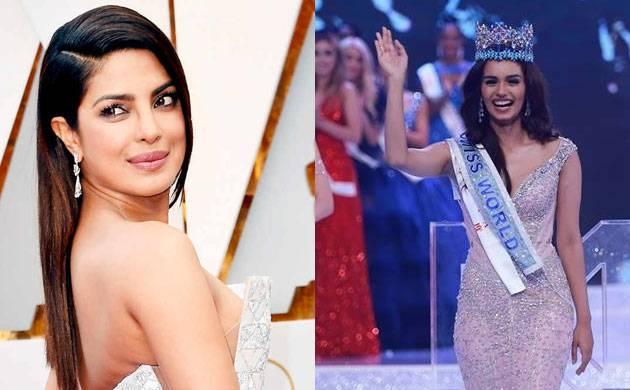 Miss World 2017: Priyanka Chopra congratulates her successor Manushi Chillar, gives her a SPECIAL advice