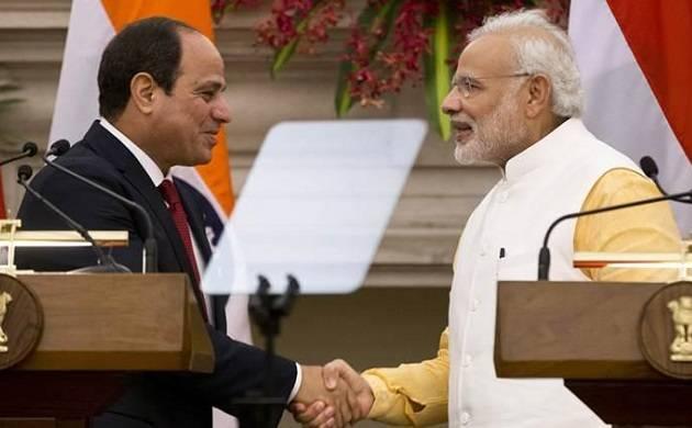 India, Egypt hold talks to enhance economic cooperation