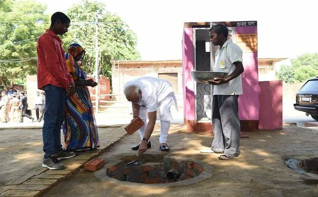 Narendra Modi on World Toilet Day: We reaffirm our commitment towards improving sanitation facilities across India