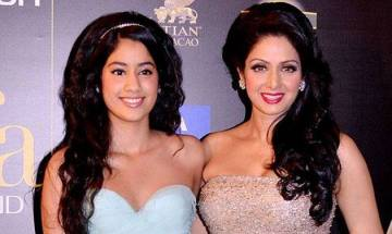 Dhadak: Sridevi to be part of daughter Janhvi's debut film?