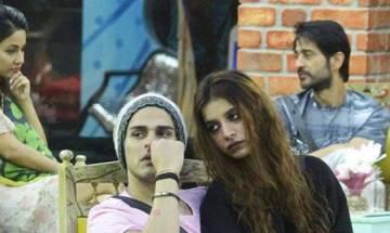 Bigg Boss 11: This is how Priyank Sharma reacted to Benafsha's elimination