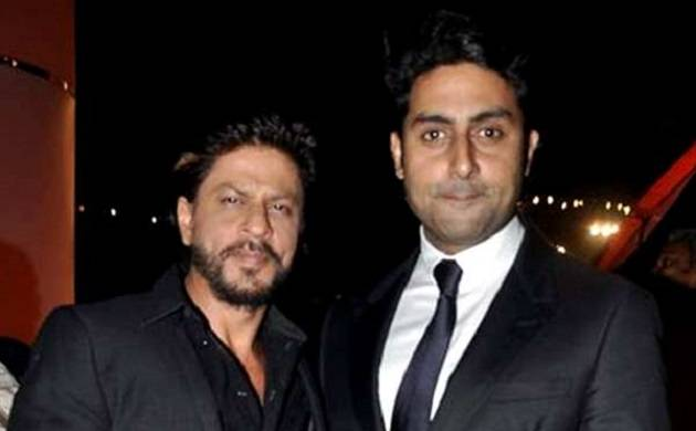 Watch: Abhishek Bachchan, Shah Rukh Khan on the wheel! (Representational Image)
