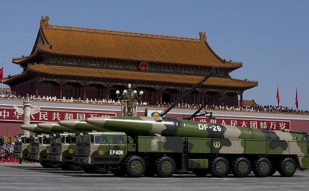 China may induct new long range missile into PLA next year: Report (Representational Image)