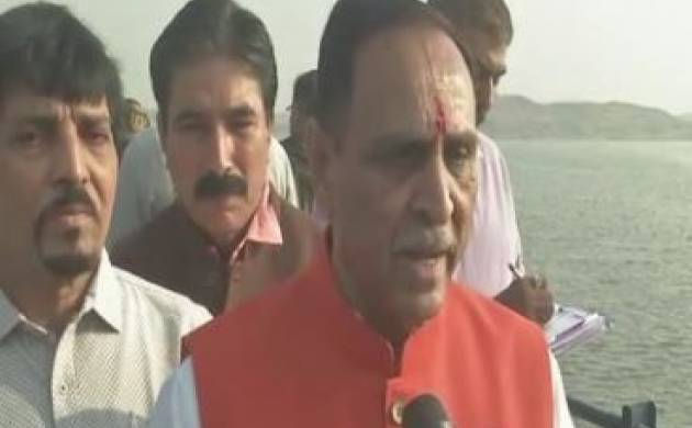 Gujarat Assembly polls 2017: CM Vijay Rupani says PAAS leaders are working as Cong agents (Photo-ANI)