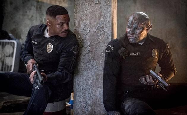 Will Smith and Joe Edgerton at Netflix movie (Courtesy: Facebook)