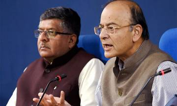 Arun Jaitley refutes Sonia Gandhi's charges of BJP 'sabotaging' winter session, says dates will be announced soon