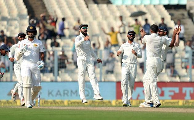 Ind vs SL: Classy Kohli, lethal Bhuvi light up final day of drawn Test (Source: ICC's Twitter)