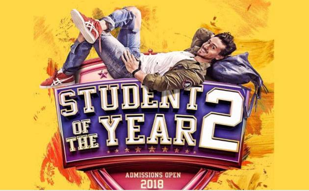 Student of the Year 2 first poster out: Tiger Shroff starrer to release next year