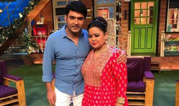 Exclusive: Bharti Singh wishes all the luck to Kapil Sharma for Firangi, reveals her honeymoon plans
