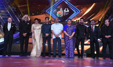 IFFI 2017: Shah Rukh Khan, Shahid Kapoor & Sridevi steal the limelight on first day; see pics