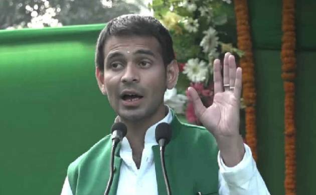 Bihar: Lalu's son Tej Pratap threatens to beat up dy CM Sushil Modi (File Photo)
