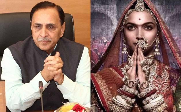 Padmavati row: Gujarat CM bans Bhansali directorial, says 'can't hurt Rajput sentiments'