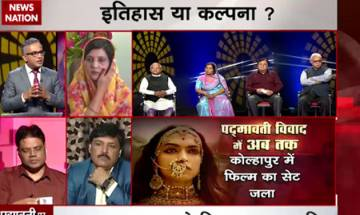 Padmavati row: 'Show the movie to Rajput society, royals and delete objectionable scenes', says Manisha Singh