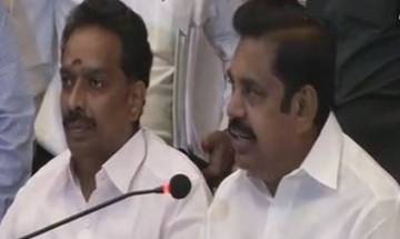 AIADMK two leaves symbol row: TN CM Palaniswami claims EC has allotted symbol to EPS-OPS faction