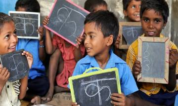 Right for children to Free and Compulsory education between 6-14 years