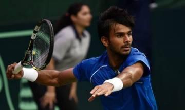 Bengaluru Open: Sumit Nagal upsets top seed Blaz Kavcic to set up all Indian semis with Yuki Bhambri
